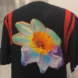 NEW BILLIONAIRE BOY CLUB ICE CREAM zip up shirt